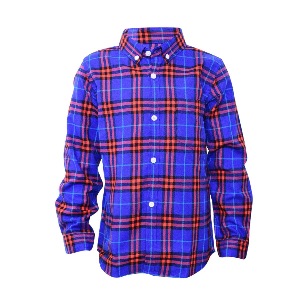 Burberry Shirts For Boy, Blue