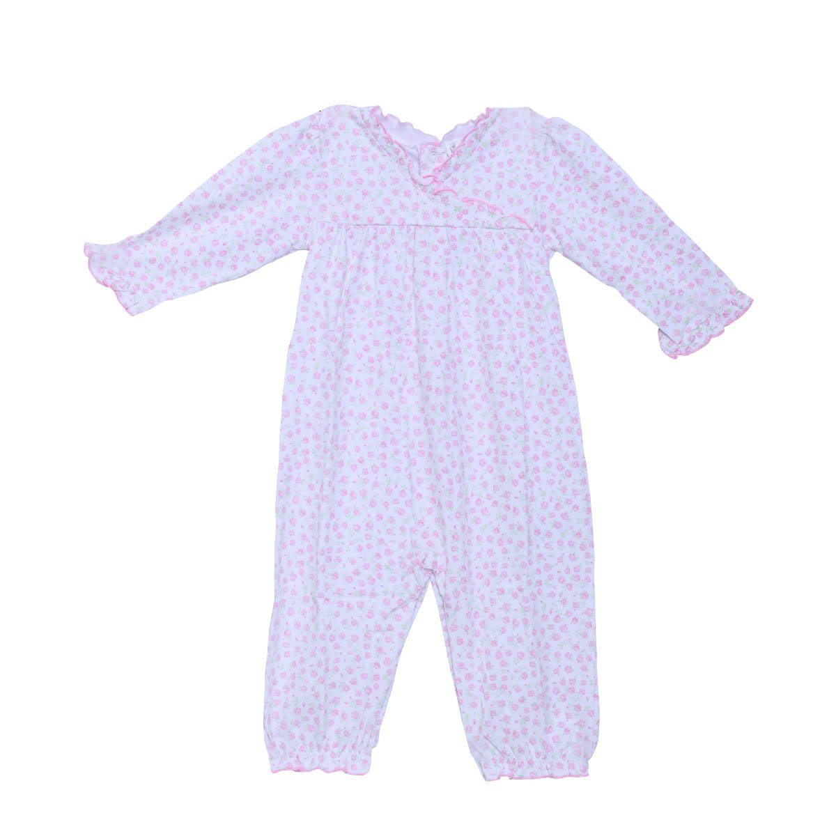 Kissy Kissy - Playsuit-Rambling Roses For Girls, Pink