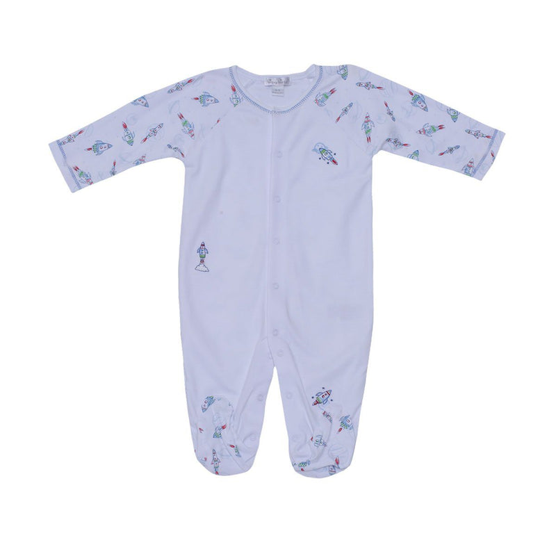 Kissy Kissy -Footie Rockin Rockets For Boys, Multicolor
