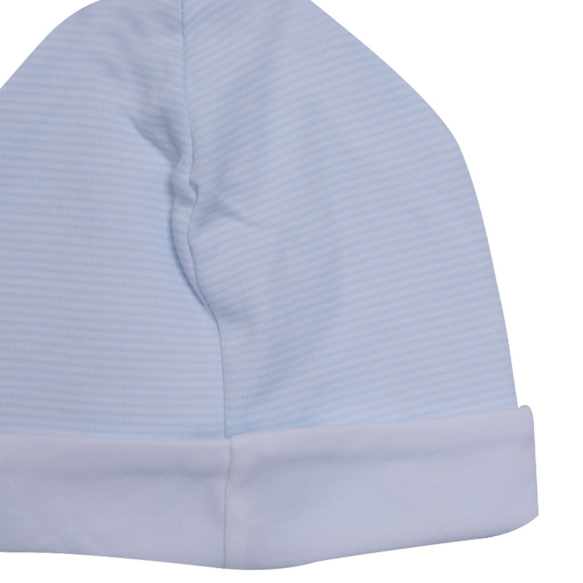 Kissy Kissy -  Trunk Mates Hat For Boys, White/Light Blue