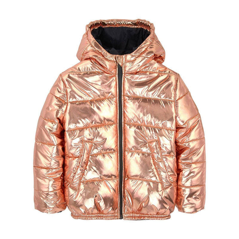 Kenzo - Eddine Down Jacket For Girls, Pink