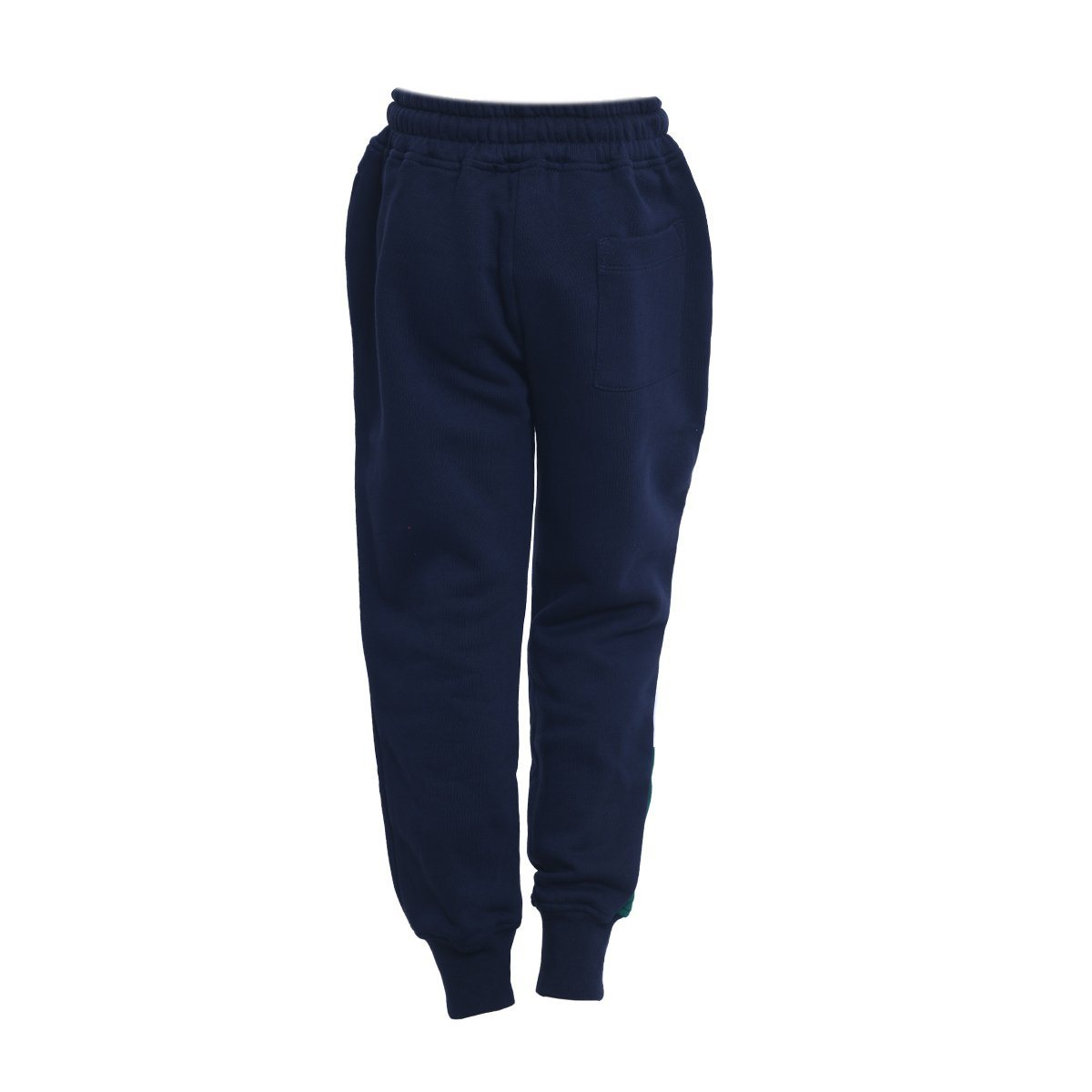 MSGM Fleece Pants For Boys, Blue
