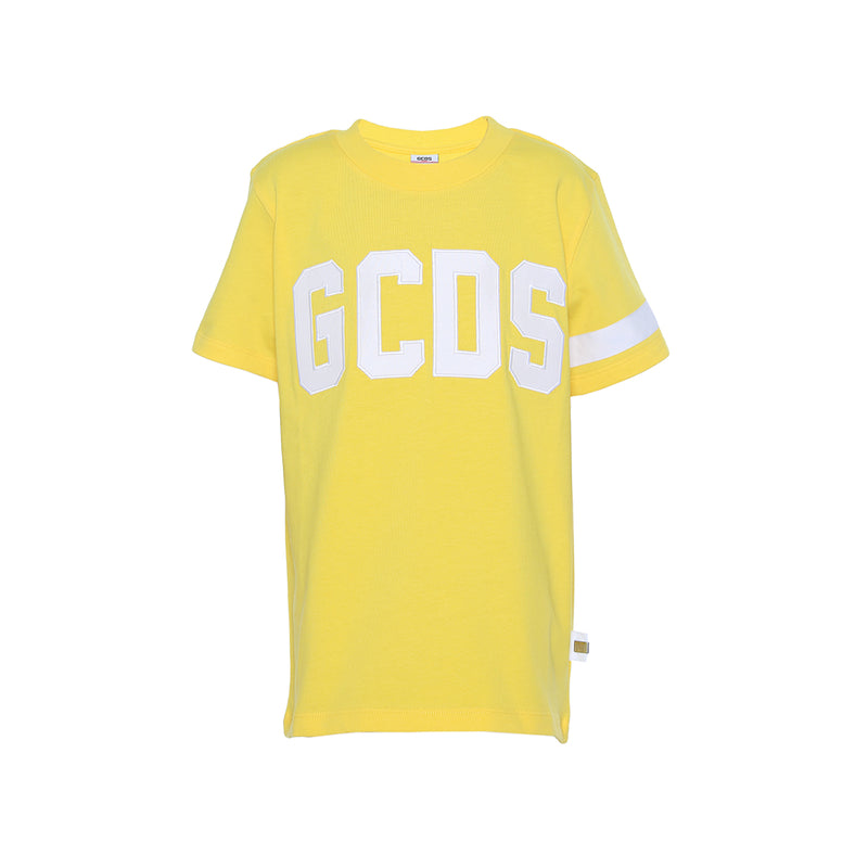 Gcds T-Shirt Jersey for Boys, Yellow