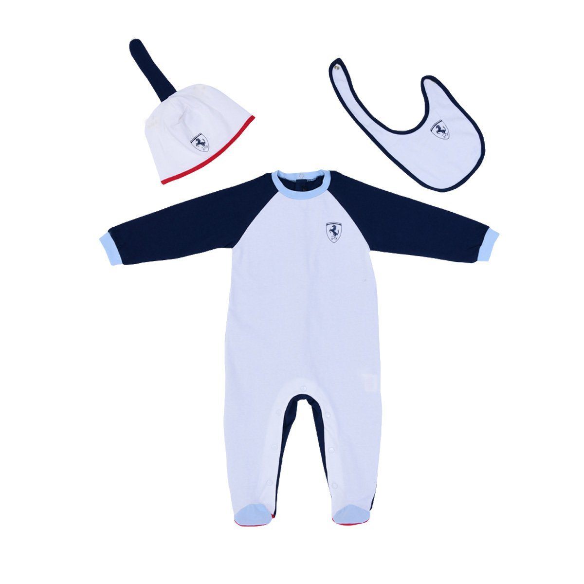 Ferrari Baby Sets For Boys, Navy