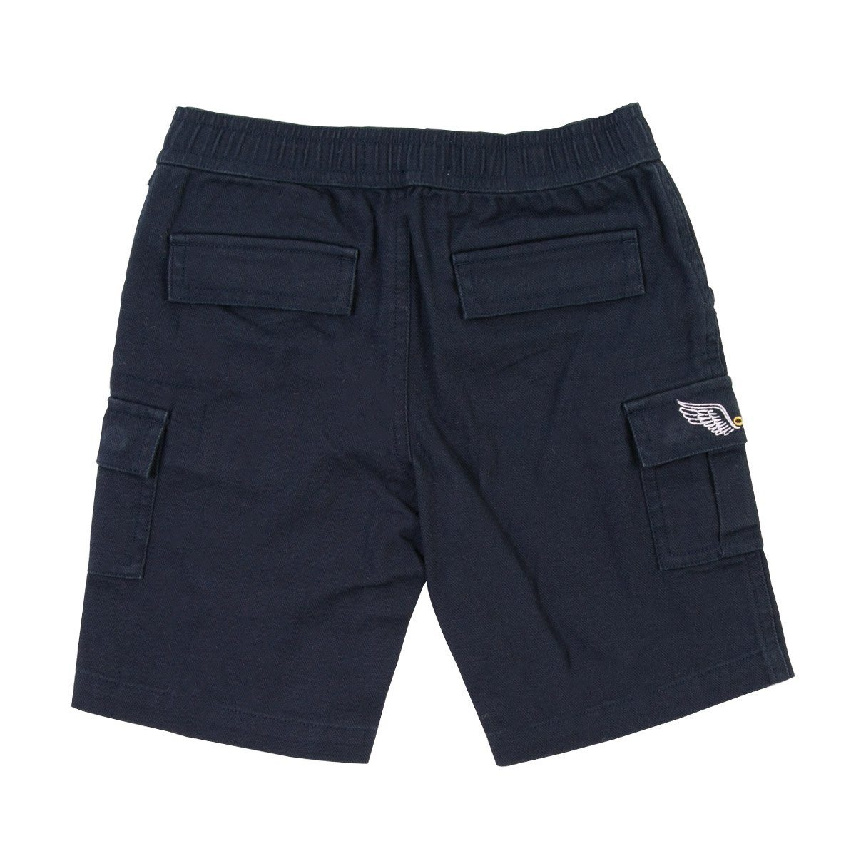 Angels Luxury Kidswear, Cargo Shorts For Boys, Navy Blue