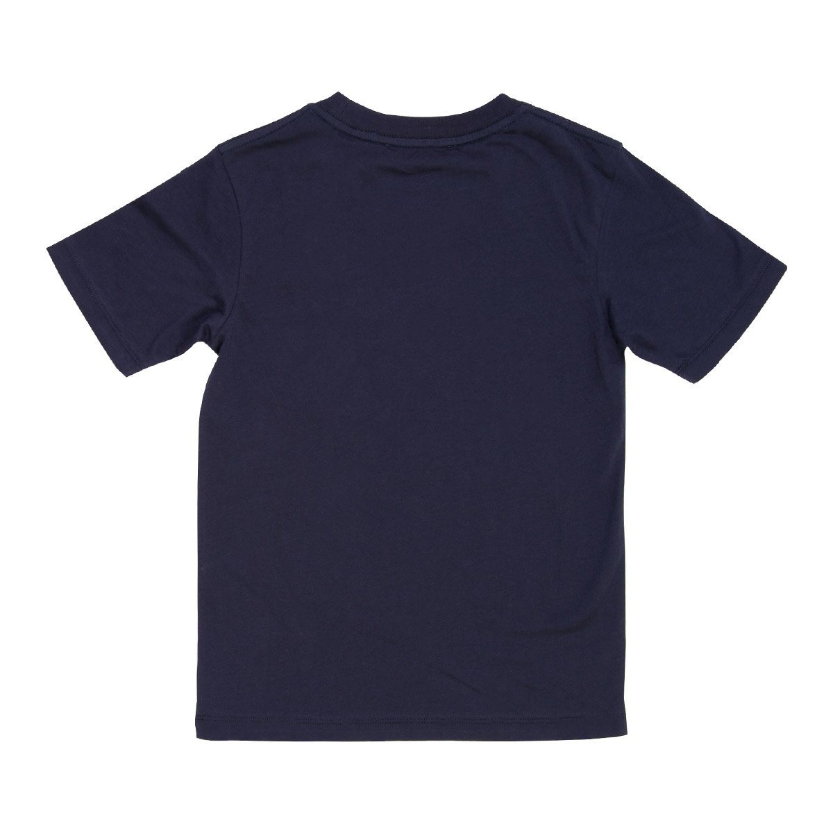 Angels Luxury Kidswear Round Neck Graphic T-Shirt - New York, Navy Blue