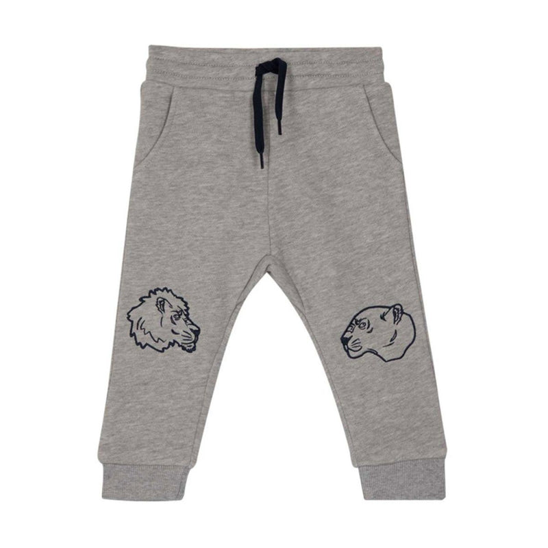 Kenzo - Dio Trousers For Boys, Light Grey