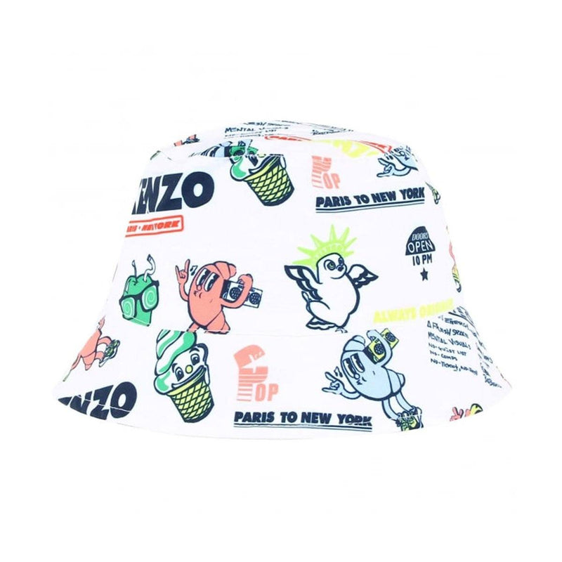Kenzo - Bob Douky For Boys, White