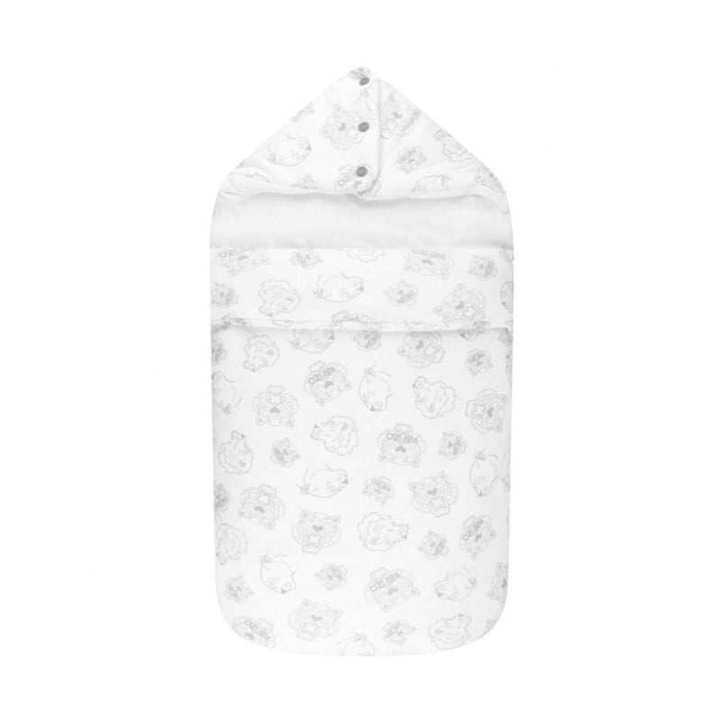 Kenzo - Damia Sleeping Bag For Baby Boys, Grey