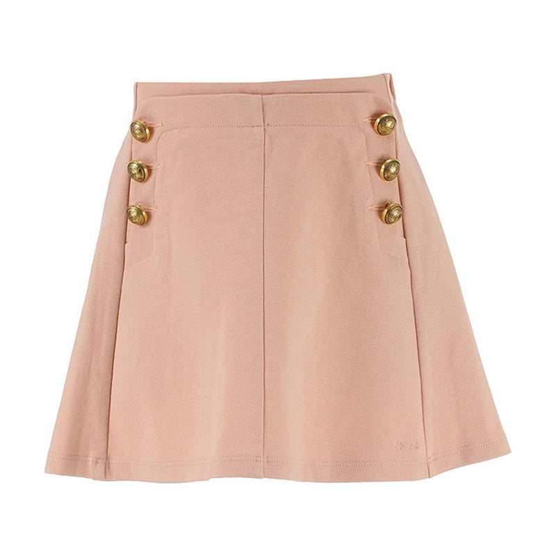 84f4e420dfcf Chloe - Skirt With Buttons