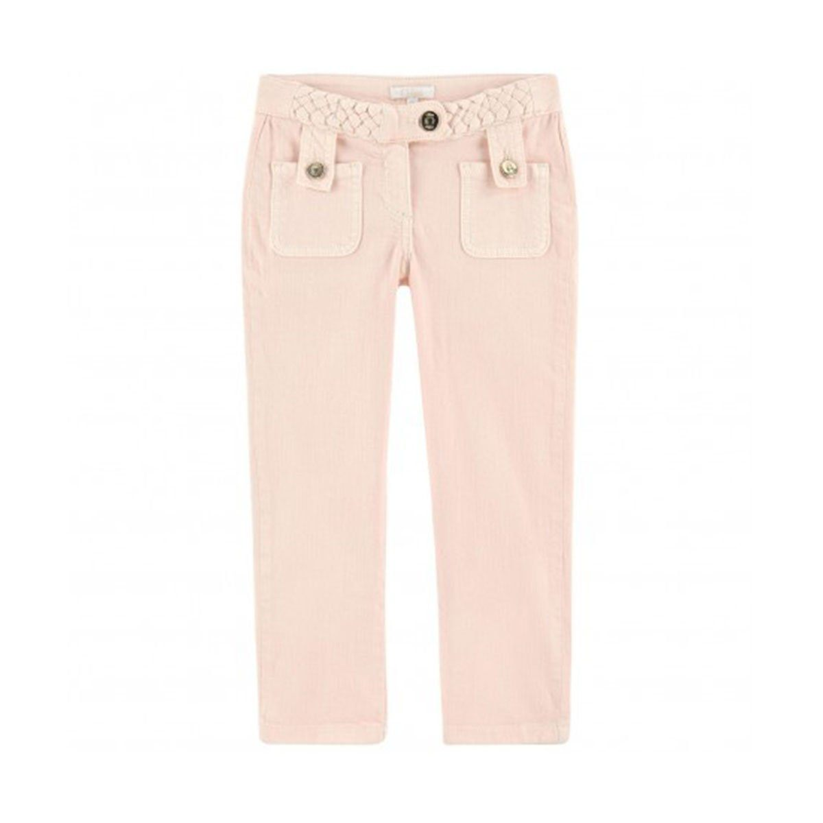 Chloe - Pants For Girls, Pink
