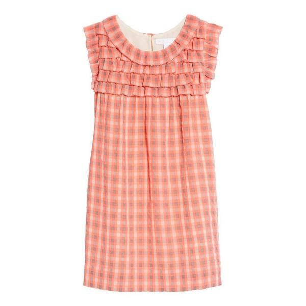 Burberry Dresses Kg2-Magnoly for Girls, Pink