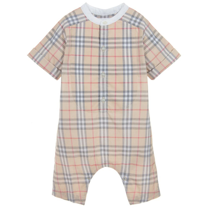 Burberry Nb Overalls