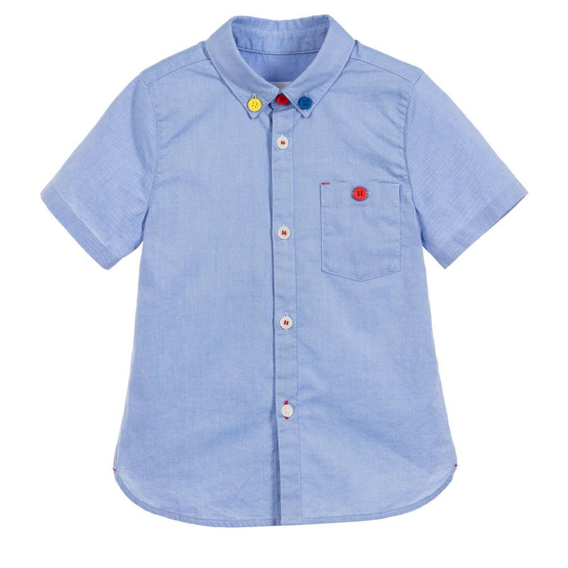 Burberry Kid Boy Shirts for Boys