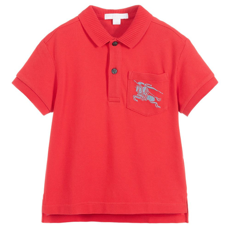 Burberry Kid Boy Polo Shirts for Boys