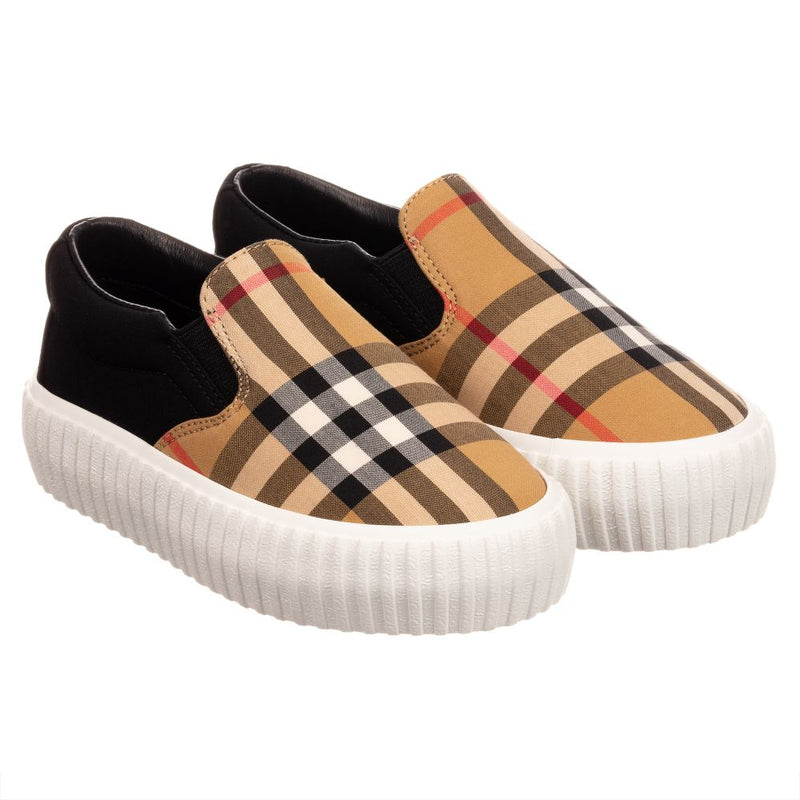 Burberry Kids Trainers