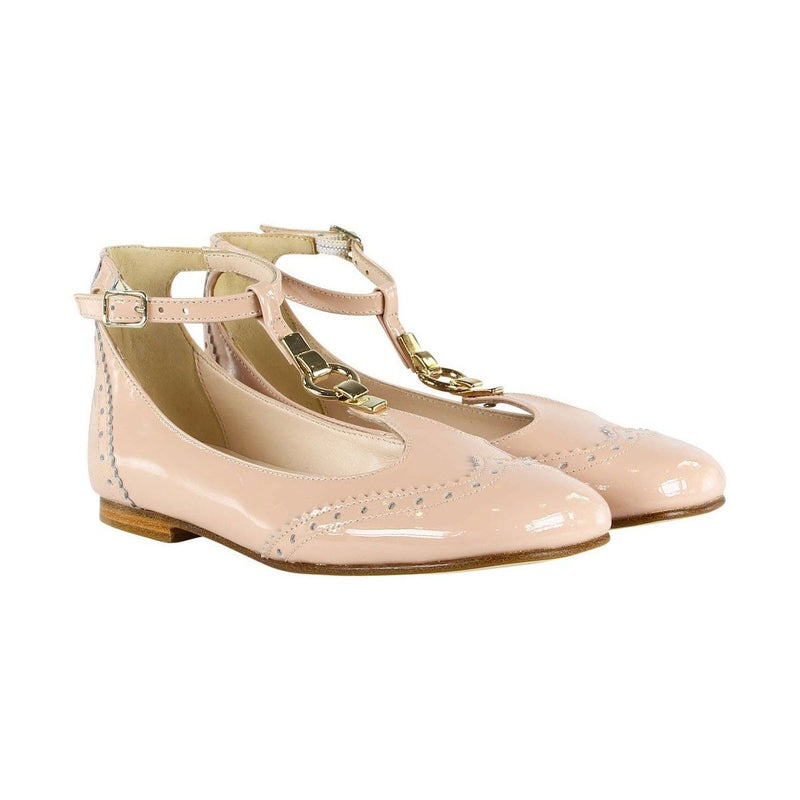 Chloe -Ballerina Shoes For Girls, Pink