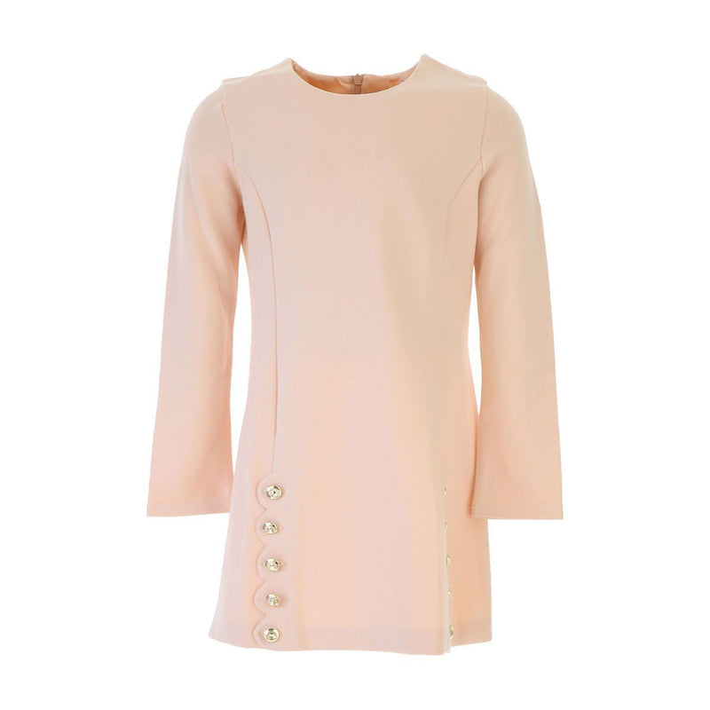 Chloe - Dress For Girls, Peach