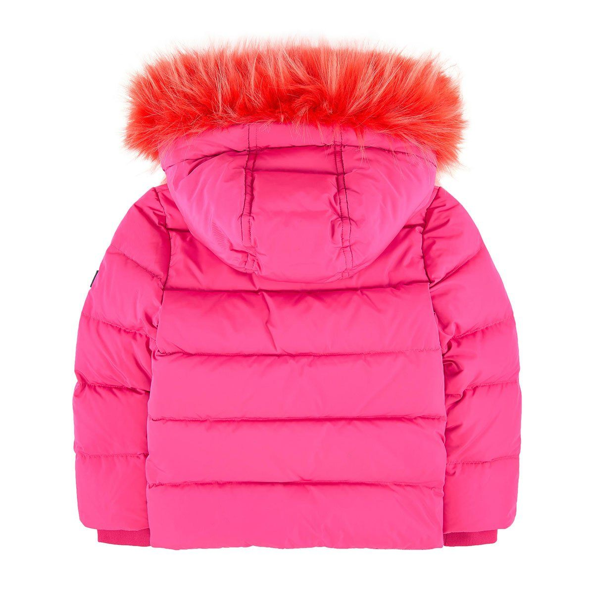 Kenzo - Elif Down Jacket For Girls, Fuschia