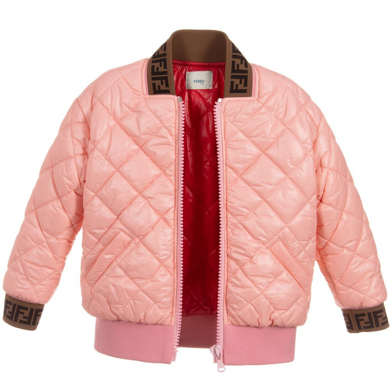 Fendi Unisex Wind Breaker
