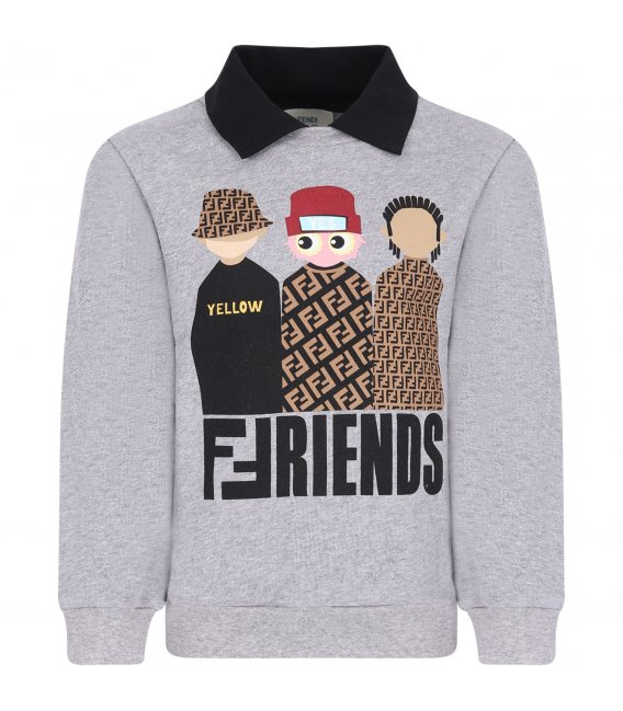 Fendi Boy Sweatshirt for Boys