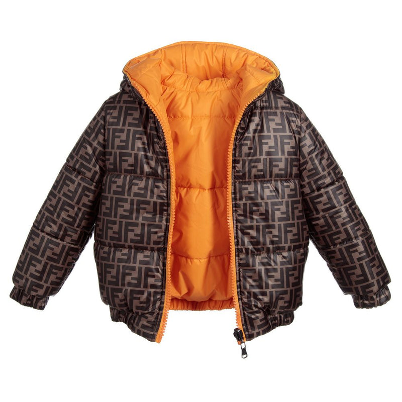 Fendi Unisex Nylon Wind Breaker
