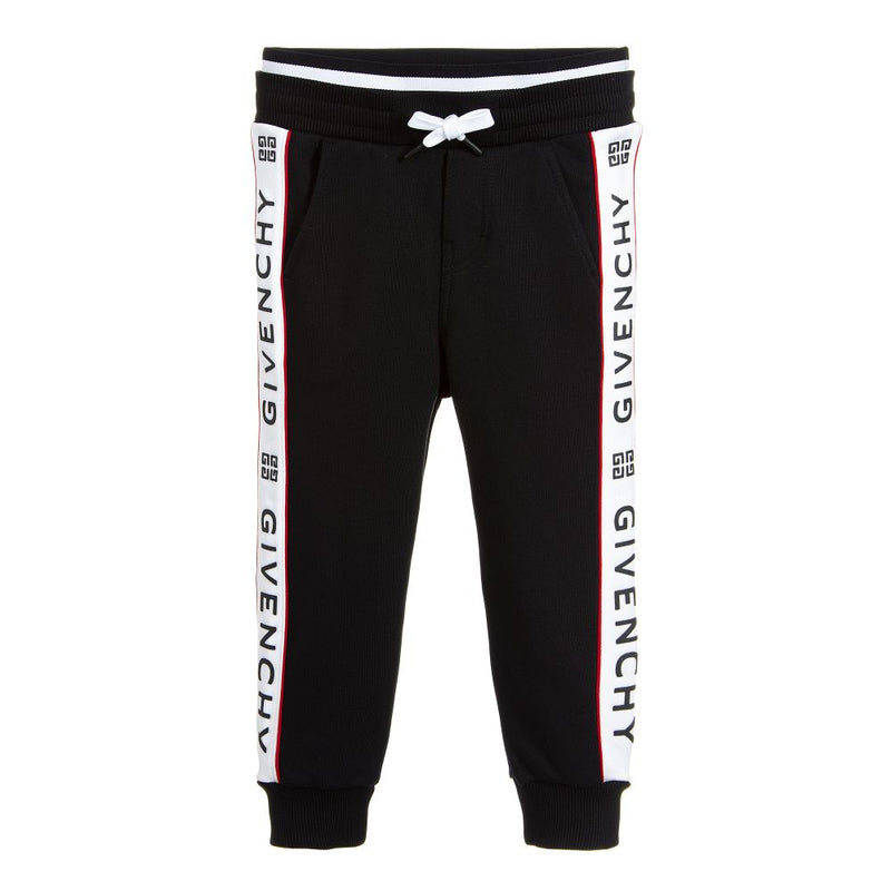 Givenchy 2 pockets trousers in no brushed fleece for Girls