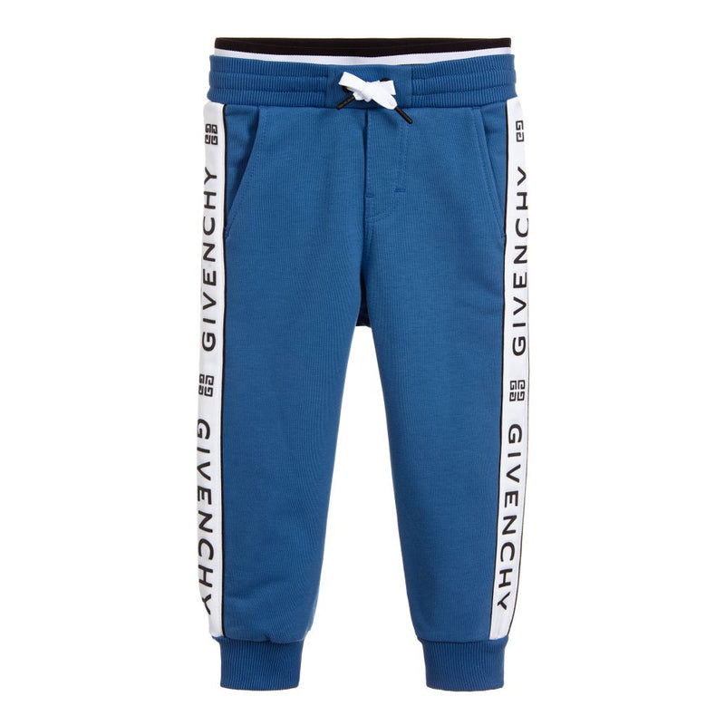 Givenchy 2 pockets trousers in no brushed fleece for Boys