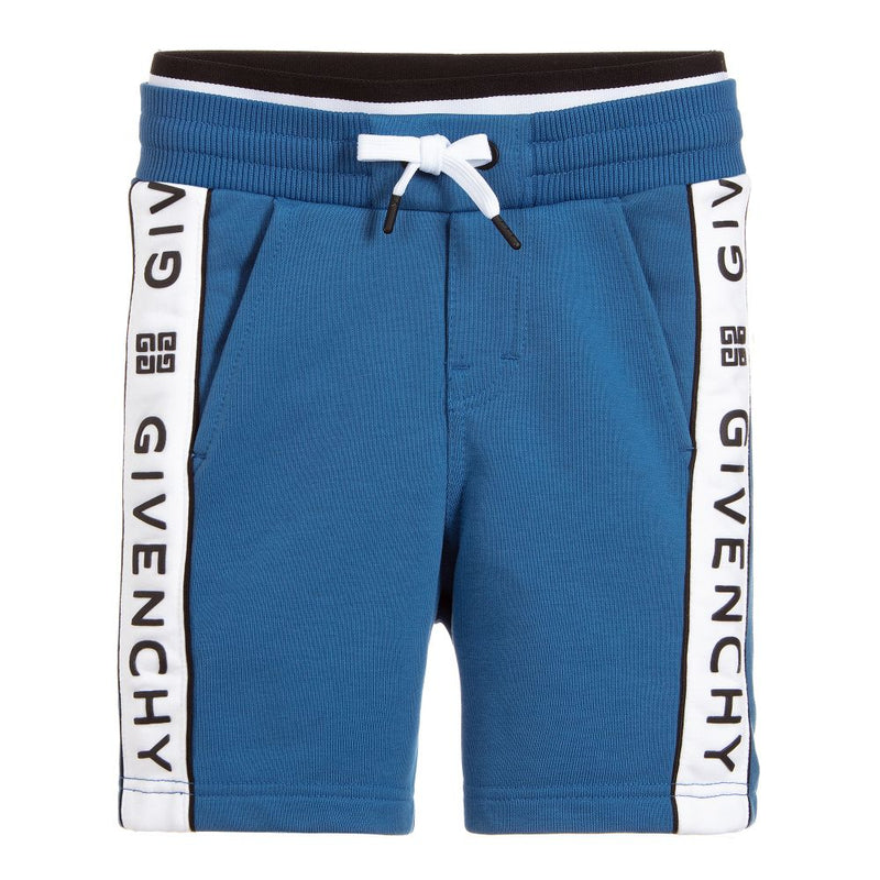 Givenchy 2 pockets shorts in no brushed fleece for Boys