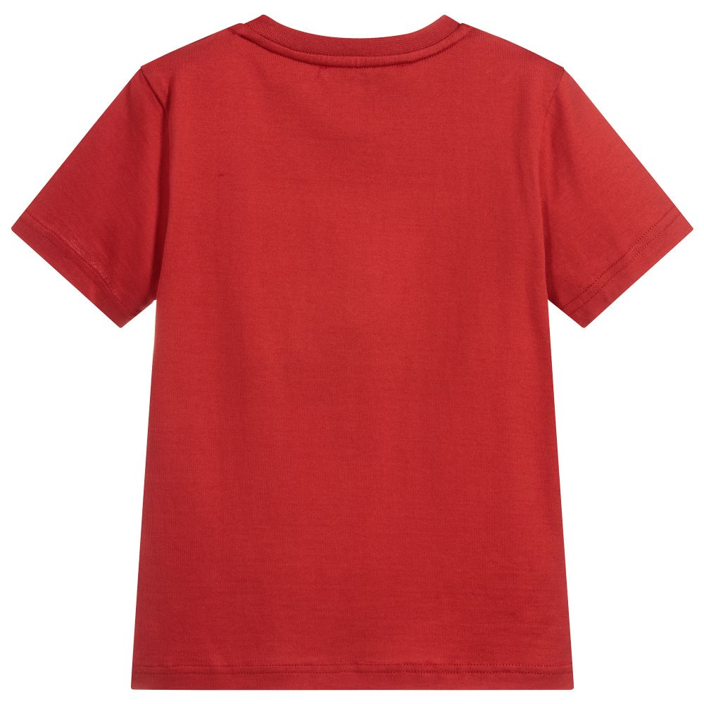 Givenchy Compact cotton jersey tee-shirt for Boys