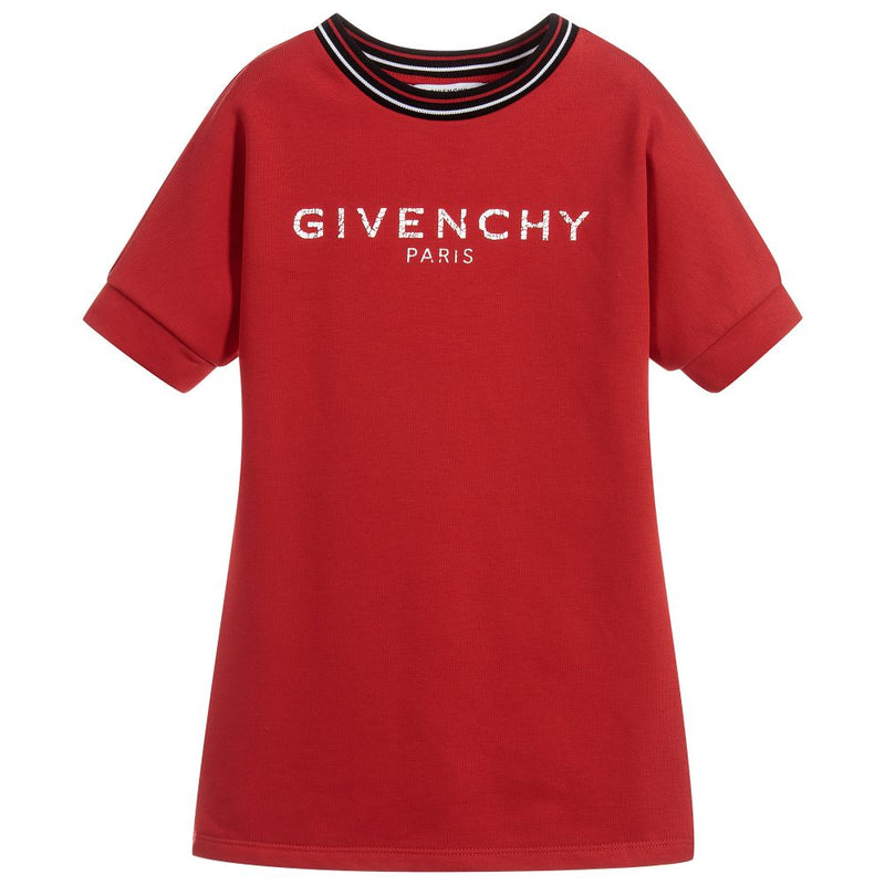 Givenchy No brushed fleece dress for Girls