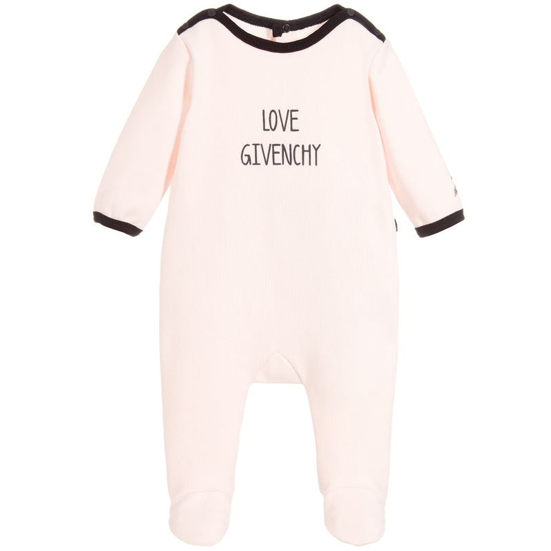 Givenchy Cotton Interlock Pyjamas