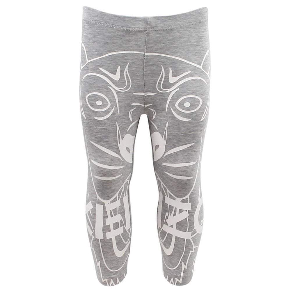 b14a56e1ca2eb Kenzo Tiger Leggings For Baby Girls, Grey – Angels