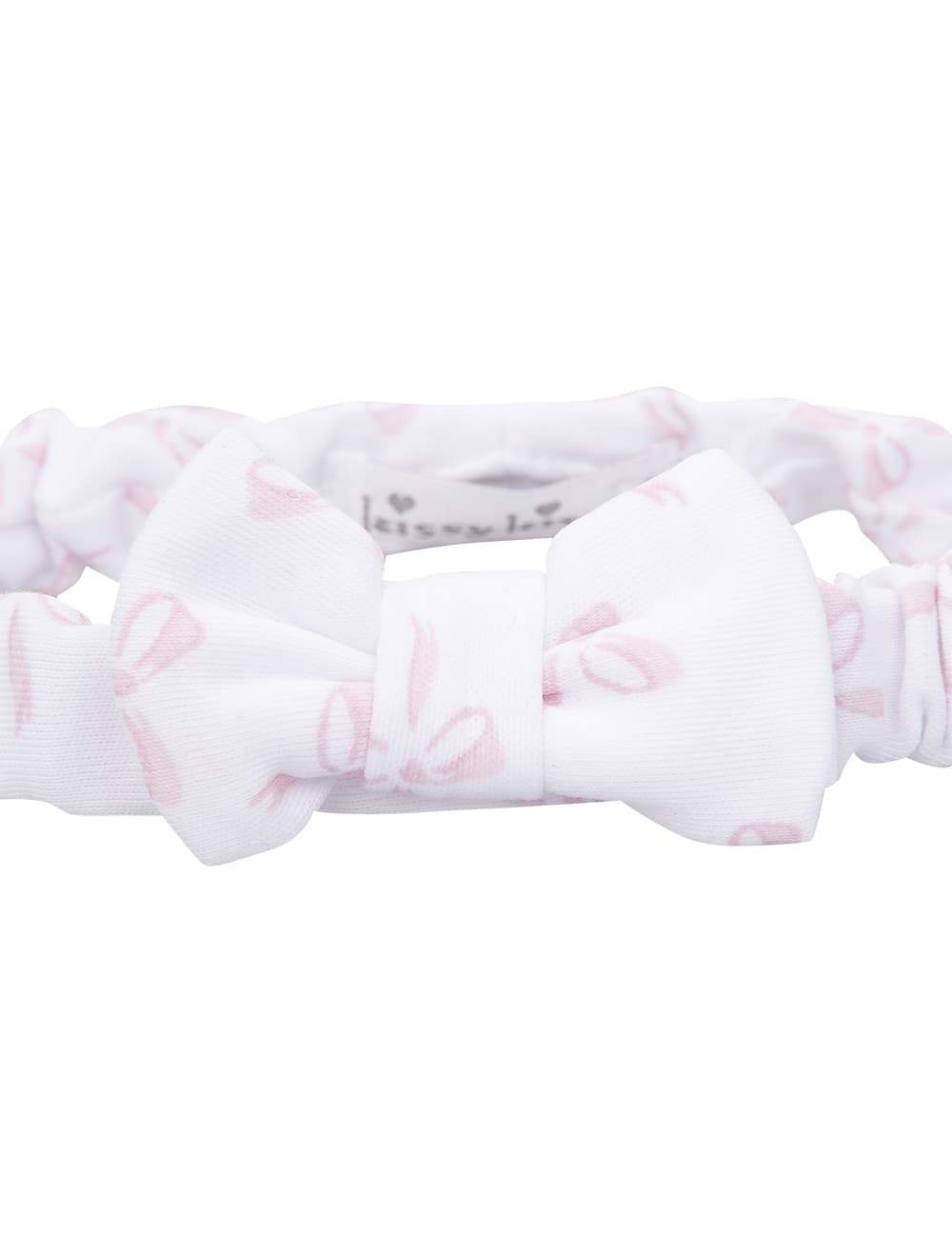 Kissy Kissy - Bunches Of Bows Headband Girls, White