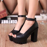 Creepers  Chaussure pour femme