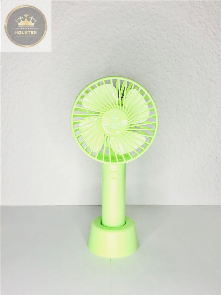 Mini Ventilator Mint Grün