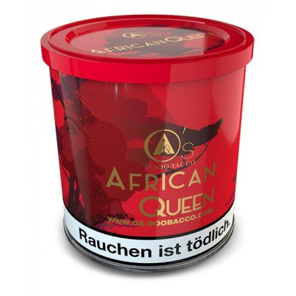 O's Tobacco - African Queen - 200g