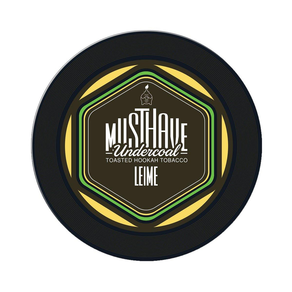 Musthave Tobacco - LEIME - 200g