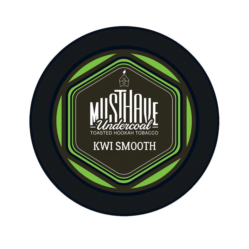 Musthave Tobacco - KWI SMOOTH - 200g