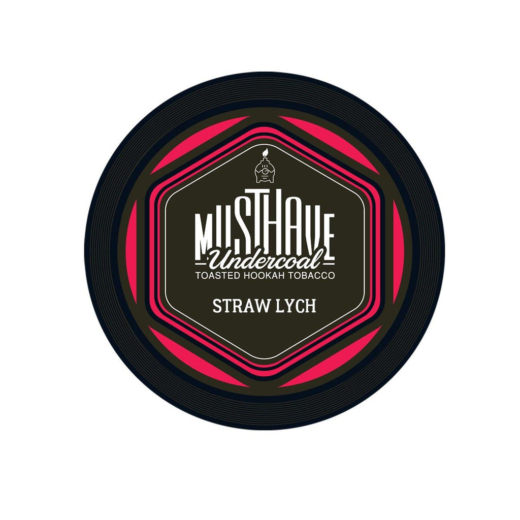 Musthave Tobacco - STRAW LYCH - 200g