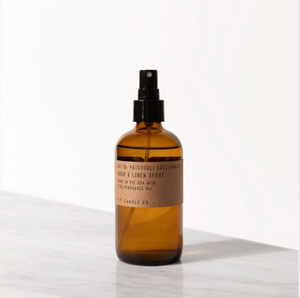 Patchouli Sweetgrass Room & Linen Spray