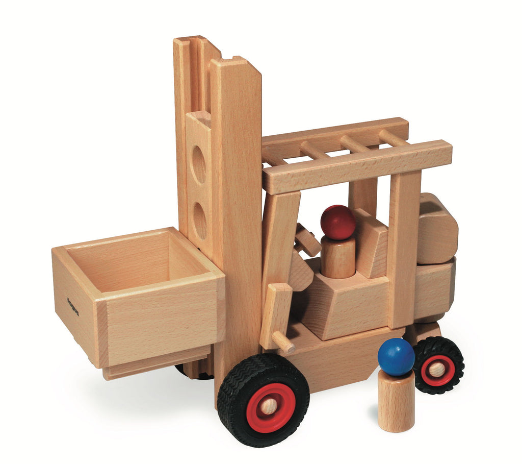 Fork Lift - Woodynationkids