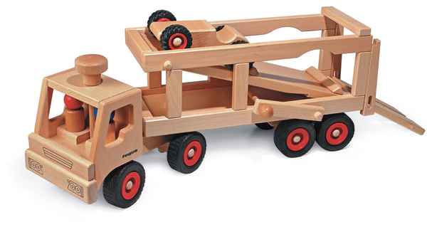 Car Transporter - Woodynationkids