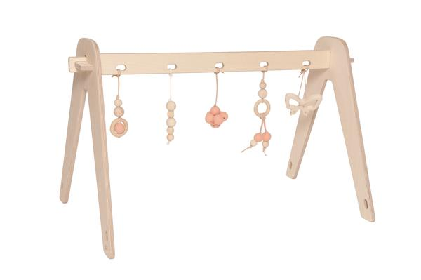 Baby Gym - Rose - Woodynationkids