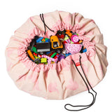 Pink Elephant A little lovely company Special edition - Toy storage bag - Woodynationkids