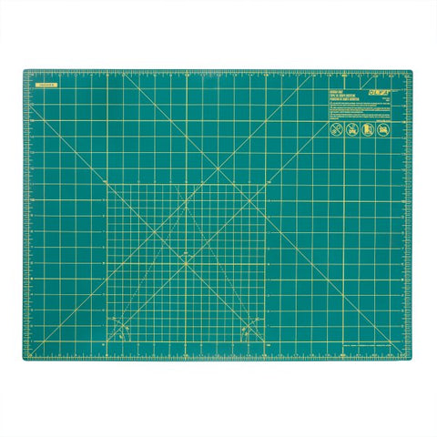 Olfa 18″ x 24″ Self Healing Double-Sided Rotary Mat (RM-SG)