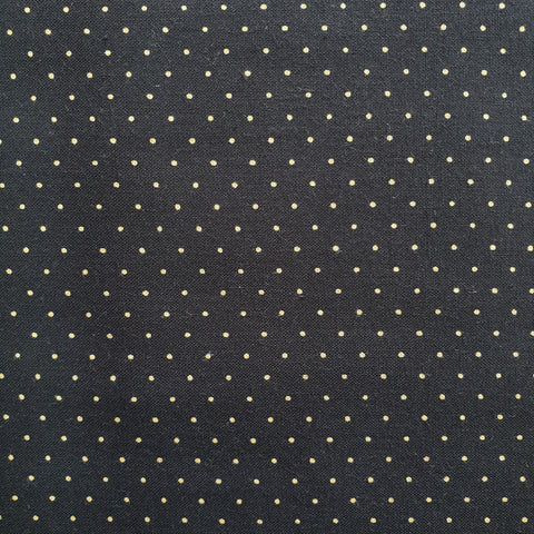 Black with Beige Dots - Live Life Collection