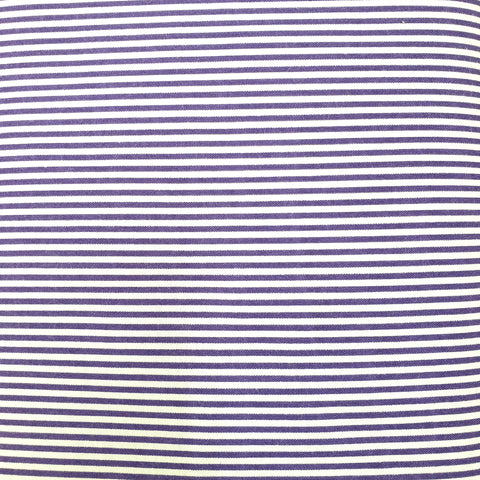 Purple Stripe On White Background - Live Life Collection