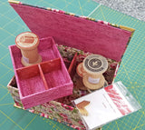 Jewellery Box Kit - Rinske Stevens Design