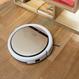 ILIFE V5S Pro Intelligent Robotic Vacuum Cleaner - CHAMPAGNE GOLD
